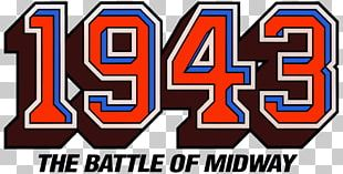 1943: The Battle Of Midway Battlefield 1943 Logo Arcade Game Recreation PNG