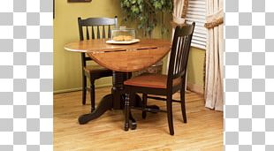 Drop-leaf Table Dining Room Chair Furniture PNG
