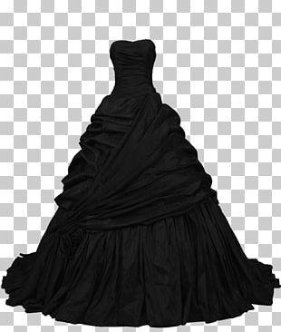 Wedding Dress Ball Gown Bride PNG