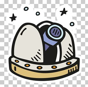 Outer Space Space Telescope Astronomy Computer Icons PNG