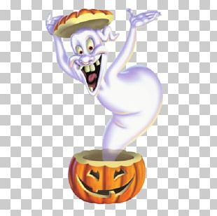 Ghost Halloween Blog PNG