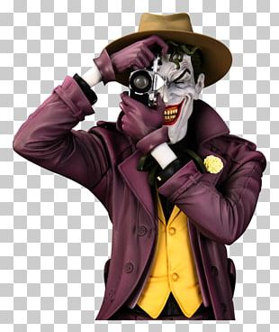 Joker Batman: The Killing Joke Comic Book DC Comics PNG