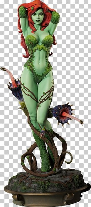 Poison Ivy Batman Sideshow Collectibles Gotham City Sirens Blue Beetle PNG