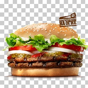 Whopper Hamburger French Fries Burger King Grilled Chicken Sandwiches PNG