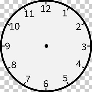 Clock Face PNG