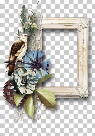 Floral Design Cut Flowers Wreath Frames PNG