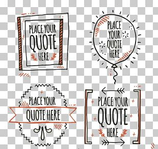 Handwriting Quotation Mark PNG