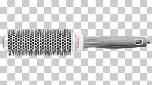 Hairbrush Ceramic Comb Bristle PNG