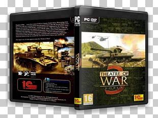 Theatre Of War 3: Korea PC Game DVD-ROM Video Game Personal Computer PNG