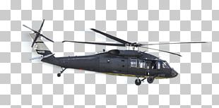Military Helicopter Sikorsky UH-60 Black Hawk UH-60L Black Hawk Utility Helicopter PNG