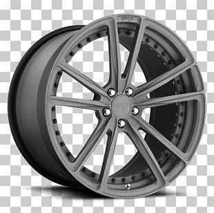 Rim Gunmetal Car Wheel Forging PNG