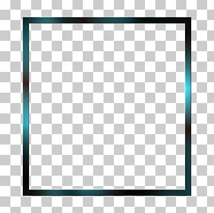 Square Text Area Frame Pattern PNG