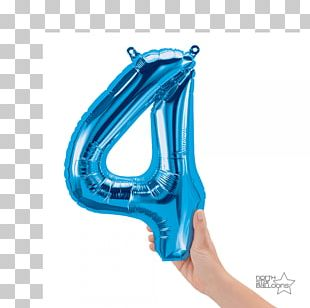 Toy Balloon Hot Air Balloon Party Blue PNG