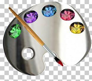 Palette Computer Icons Paint PNG