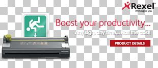 Rexel Business Office Supplies Information PNG