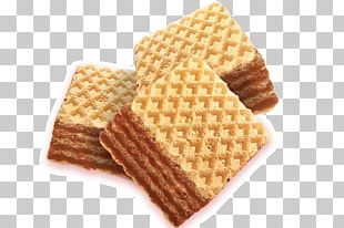 Waffle Wafer Cream Biscuit Chocolate Chip Cookie PNG