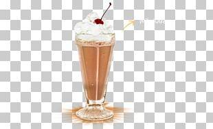 Sundae Frappé Coffee Milkshake Knickerbocker Glory Iced Coffee PNG