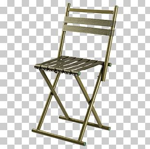 Table No. 14 Chair Folding Chair Furniture PNG