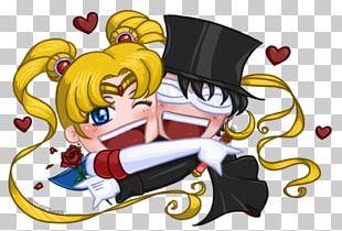 Tuxedo Mask Chibiusa Sailor Moon Sailor Senshi PNG