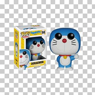 Funko Action & Toy Figures Doraemon Collectable PNG