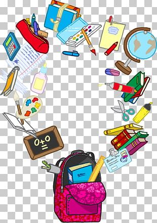 School Drawing Student PNG