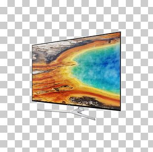 4K Resolution Samsung Ultra-high-definition Television Smart TV PNG