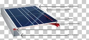 Photovoltaics Solar Cell Moduł Fotowoltaiczny Modul Construction PNG