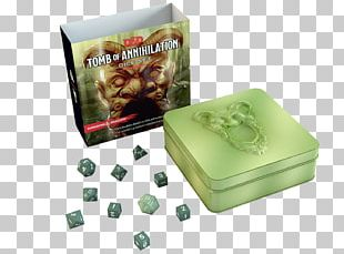 Dungeons & Dragons Tomb Of Annihilation Dice Set Dungeon Masters Screen PNG