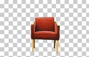 Eames Lounge Chair Bench Furniture Seat PNG