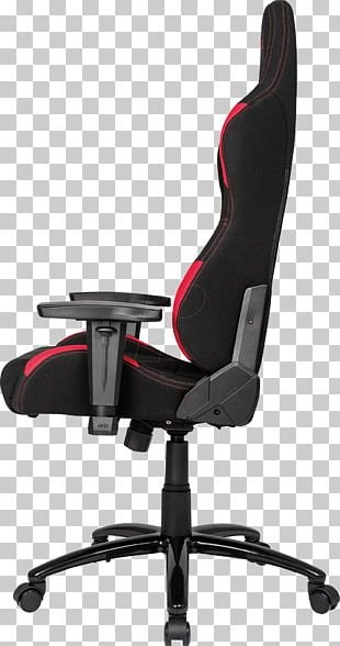 Gaming Chair Wing Chair AKRacing Video Game PNG
