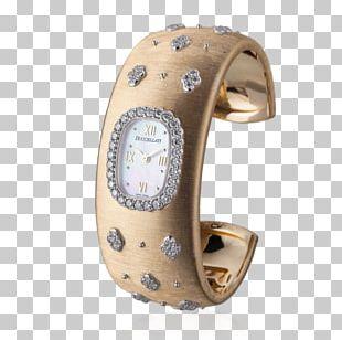 Watch Buccellati Bracelet Gold Jewellery PNG