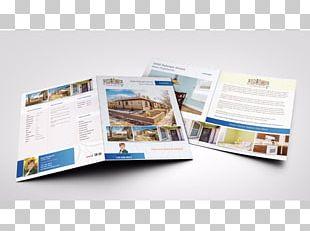 Brochure Template Flyer PNG