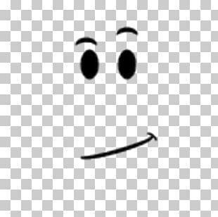 Roblox Face Avatar Smiley PNG