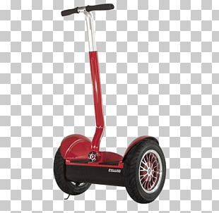 Self-balancing Scooter Electric Vehicle Car Segway PT PNG