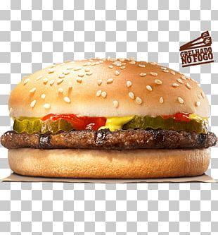 Cheeseburger Whopper Hamburger Big King Veggie Burger PNG