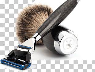Shave Brush Safety Razor Gillette Shaving PNG