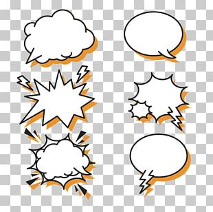 Speech Balloon Bubble PNG