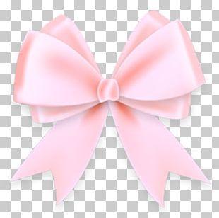 Ribbon Pink M PNG