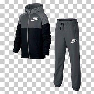 Tracksuit Nike Sportswear Sweatpants Navy Blue PNG