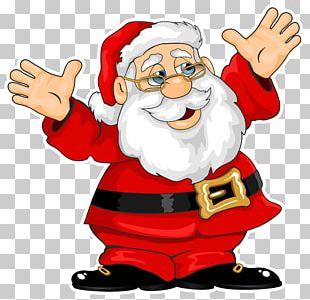 Santa Claus Village Santa Claus House Christmas Gift PNG