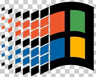 Windows 95 Microsoft Logo Windows 1.0 PNG