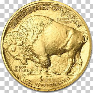 American Buffalo American Gold Eagle Bullion Coin Gold As An Investment PNG