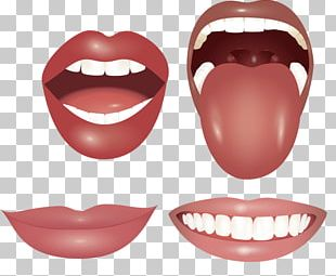 Mouth Tongue Tooth Lip PNG
