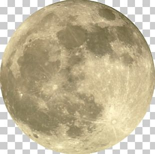 Supermoon Full Moon Earth Apollo Program PNG