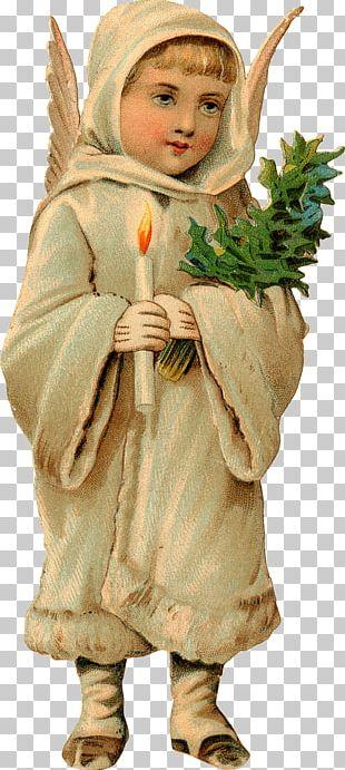 Angel Christmas Ornament Paper Cherub PNG