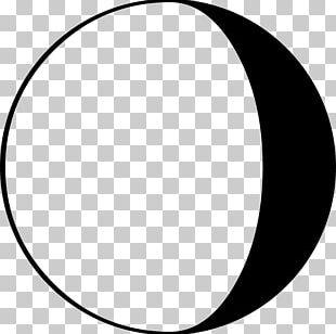 Lunar Phase Moon Lunar Calendar Symbol PNG