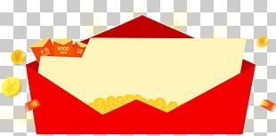 Red Envelope Real Property Computer File PNG
