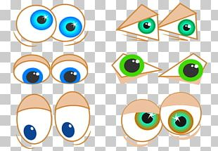 Cartoon Eye Humour PNG