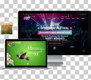 LED-backlit LCD LCD Television Display Advertising Liquid-crystal Display Multimedia PNG