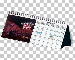 Calendar Printing Year Desk Month PNG